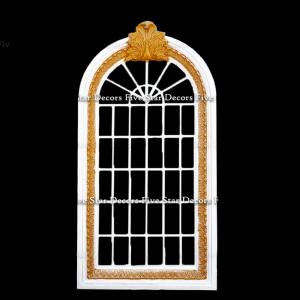 Victorian Door / Window Panel