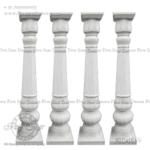 Rajwada Pillar