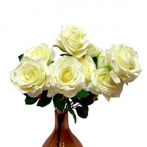 Rose bunch x 9
