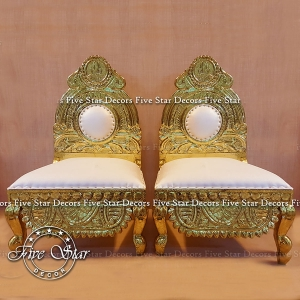 Vedhi Mandap Chairs
