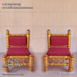 Mandap Chairs