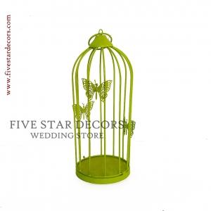 Bird Cage - Green