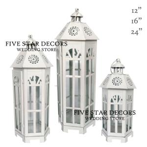 Lantern set of 3