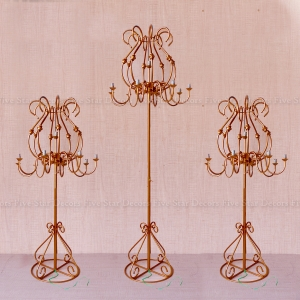 Chandelier with Stand
