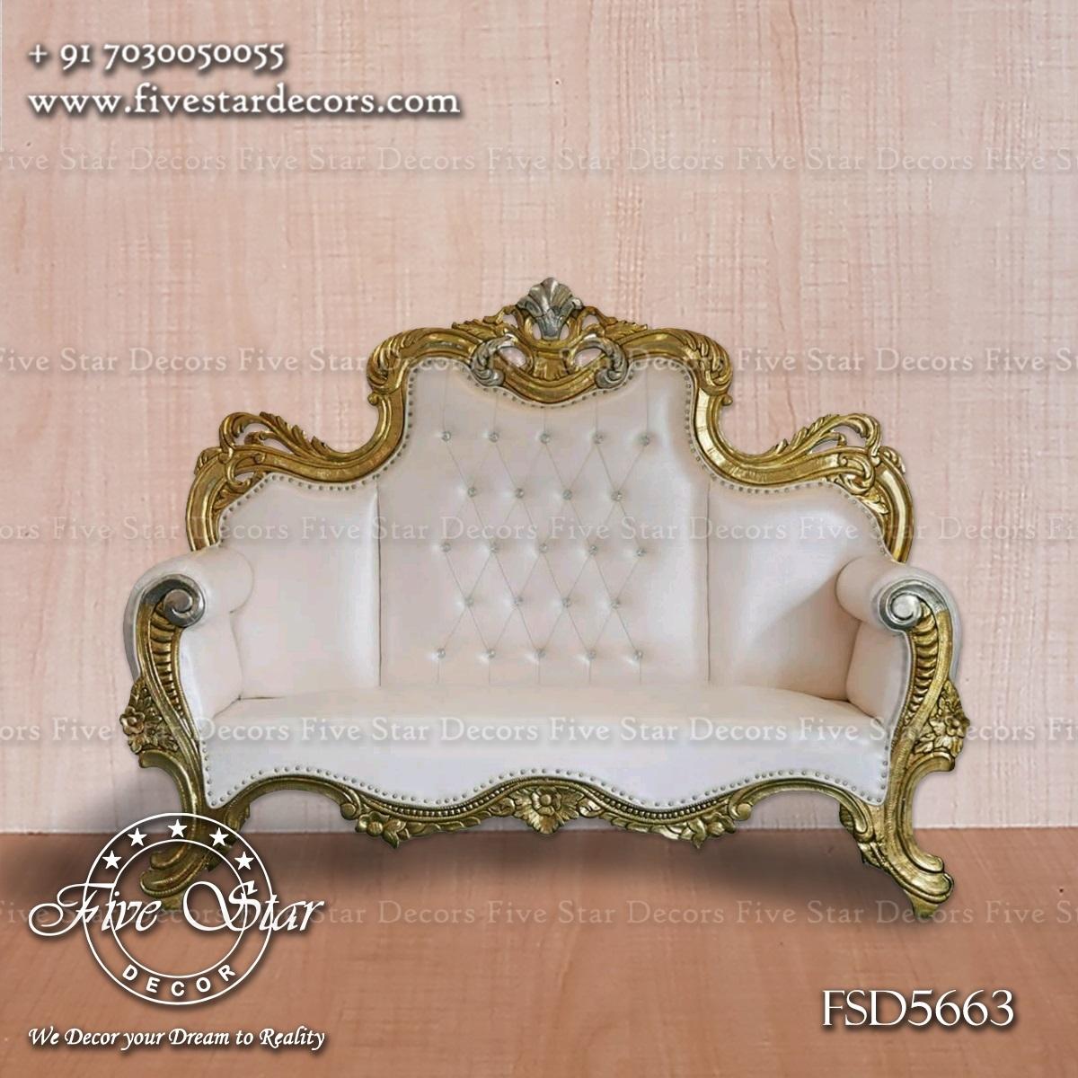 WEDDING SOFA FSD5701